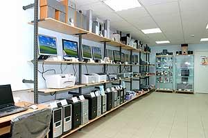 """Монтаж оборудования для магазина """"Кибертроника"""""""