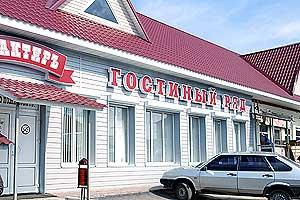 """Обрудование в кафе-бар """"Трактир"""""""