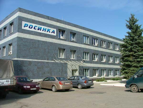 Поставка ричтрака и монтаж паллетных стеллажей на складе ОАО «Росинка»