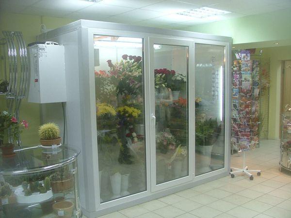 """Оборудования для магазина цветов """"Амстердам"""""""