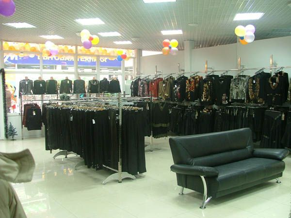 """Поставка оборудования для магазина женской одежды """"Solido"""""""