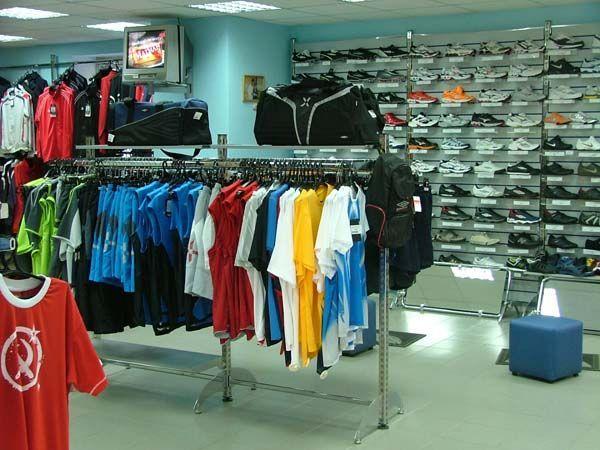 """Монтаж для магазина спортивных товаров """"Чемпион"""""""