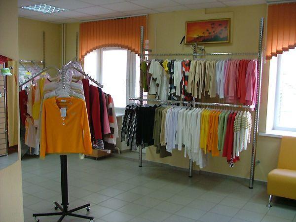 """Модульные системы для магазина одежды """"Детская мода"""""""
