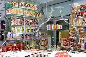 Оборудование для аптеки для лица и волос