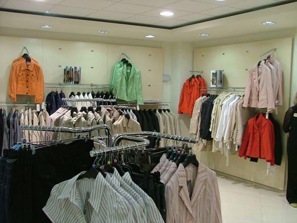 """Системы труб для магазина одежды """"Комильфо"""""""