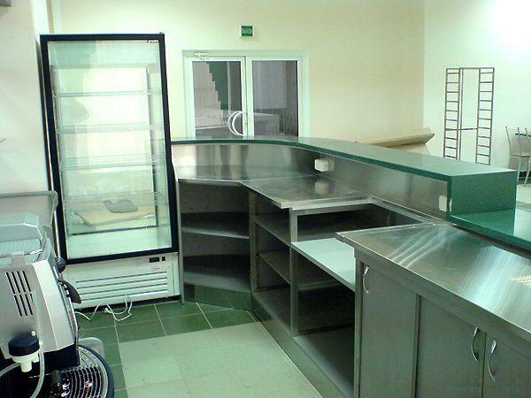 Оборудование для столовой преподавателей ЛГТУ