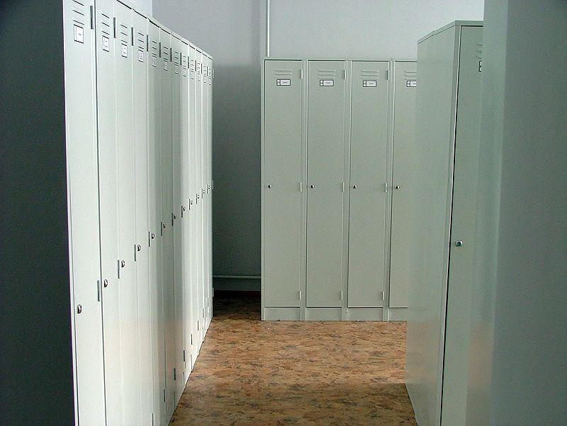 Шкафы гардеробные, МЧС России