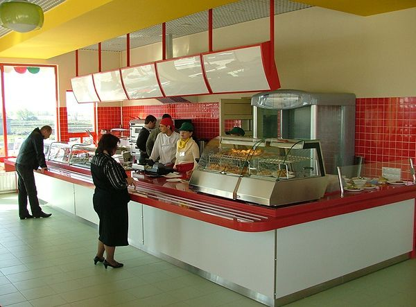 """Оборудование для сети придорожных кафе """"Симпатио"""""""