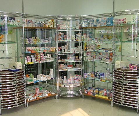 Оборудование для аптеки на Советской