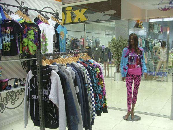 Монтаж оборудования для магазина одежды Beat Street