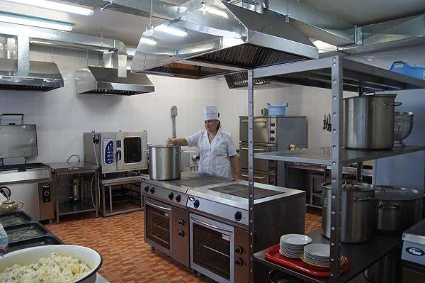 Кухонное оборудование для ДС № 139