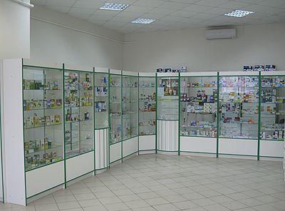 Оборудование для аптеки, д. Копцевы Хутора, Липецкая обл.