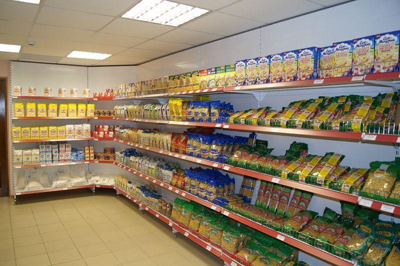 """Оборудование для супермаркета """"Рябинка"""""""