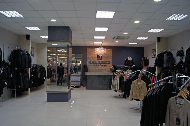 Торговое оборудование для магазина DOLORES