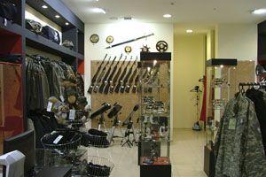 Оборудование для магазина ПАРТИЗАН