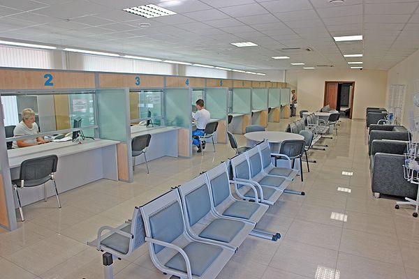 Офисная мебель для ФСС по Липецкой области