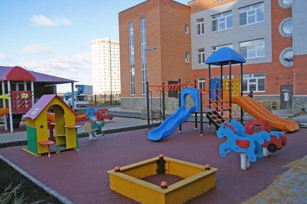 Детские площадки, Д/с №32