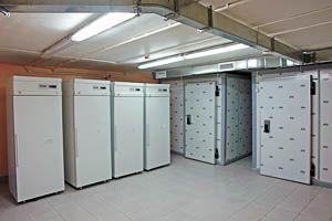 Холодильное и технологическое оборудование для ЛОПТД