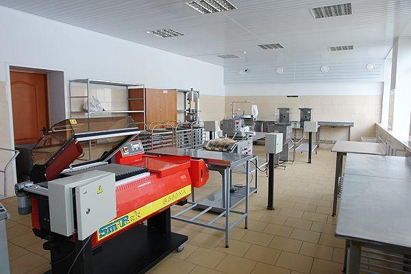 Технологическое оборудование для Колледжа торговли, общественного питания и сервиса