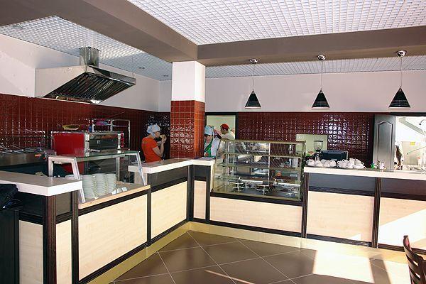 Симпатио, оборудование для кафе