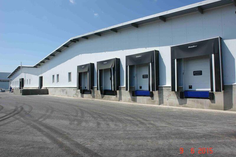 Поставка и монтаж дверей промышленных дверей для ЧЕРКИЗОВО-СВИНОВОДСТВО