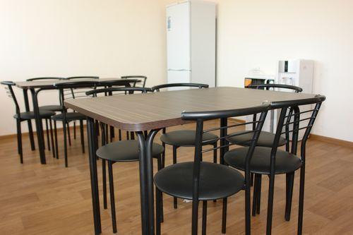 """Поставка мебели, стеллажей, клинингового оборудования для ОАО """"Куриное царство"""""""