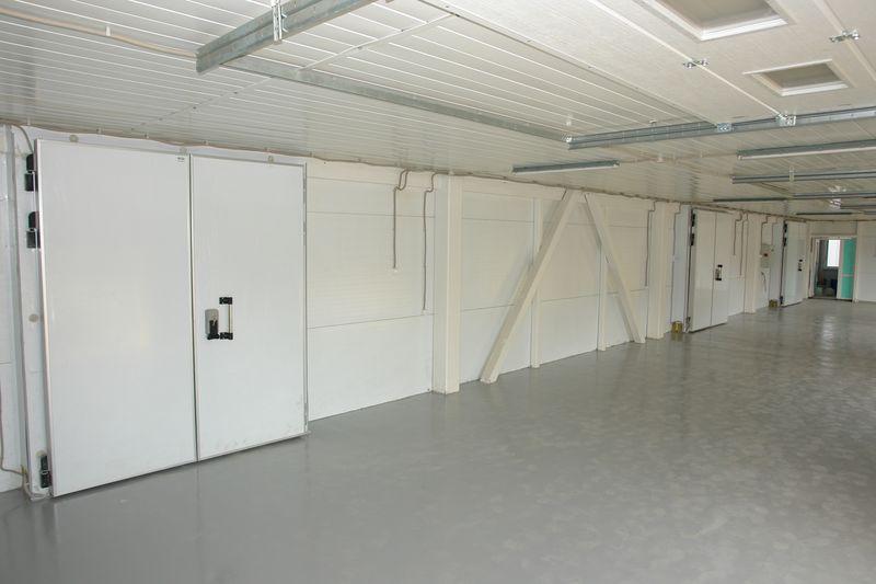 Поставка и монтаж холодильных дверей для ООО «ТамбовРыба»