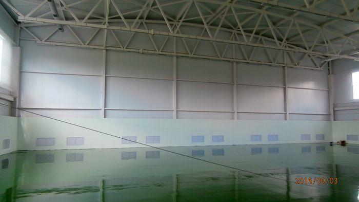 Оборудование спортивного зала Дома культуры с.Набережное