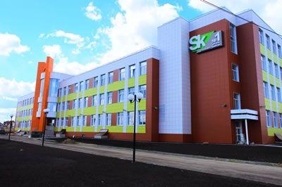 Проект под ключ для школы Сколково-Тамбов