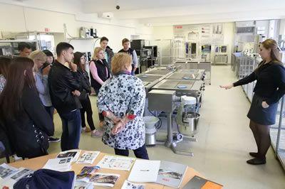 Экскурсия для студентов Липецкого института кооперации
