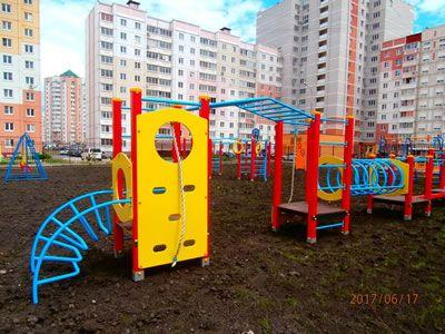 Комплексная поставка спортивного и игрового оборудования для МАОУ СОШ №30