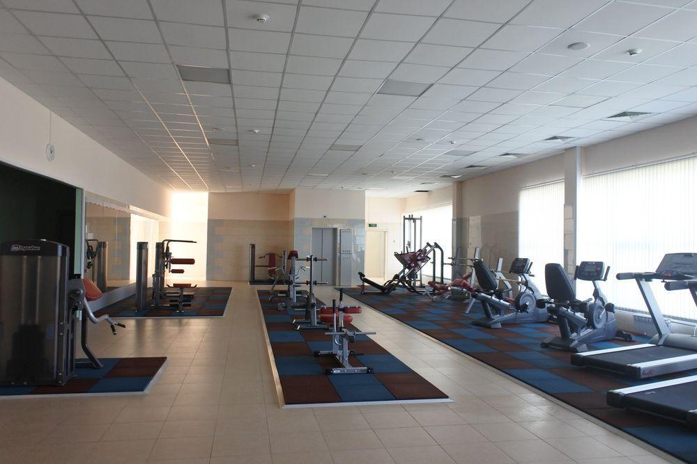 Комплексная поставка для физкультурно-оздоровительного комплекса «Атлант»