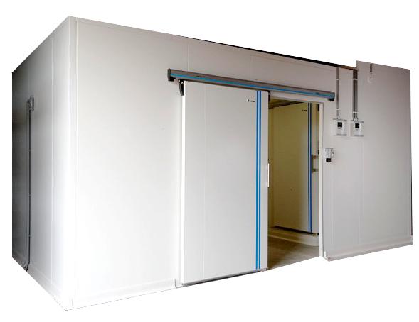 Промышленные холодильные камеры: назначение и особенности