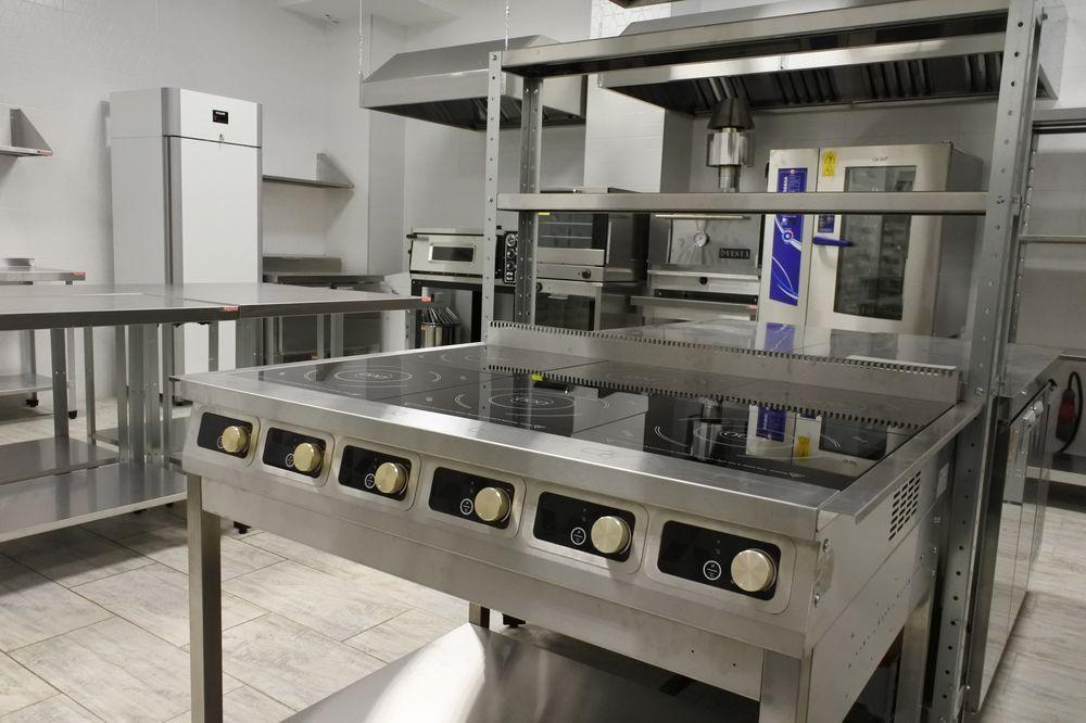 Оборудование для гостинично-ресторанного комплекса «Грязи»
