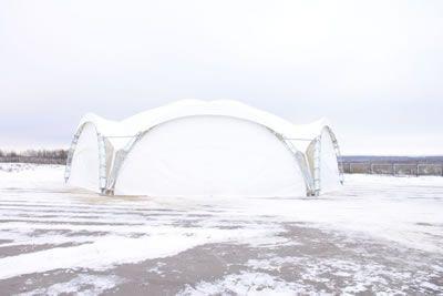 Поставка и монтаж тентовой конструкции VIP для ТОГБОУ ДО «Спортивно-Оздоровительный Лагерь «Тамбовский Артек»