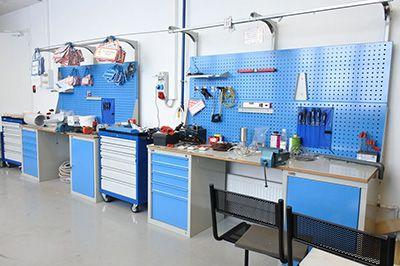 Поставка и сборка металлической мебели для ООО «ППГ Индастриз Липецк»
