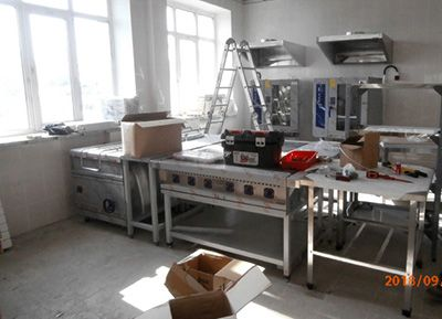 3 сентября 2018г. осуществлена поставка оборудования для Общеобразовательной школы г.Рассказово Тамбовской области