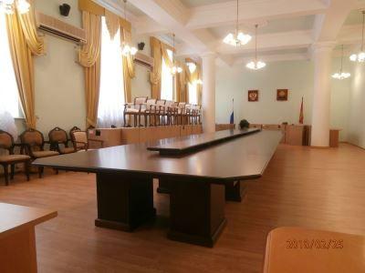 Стол заседаний и кресла для Управления делами администрации Липецкой области
