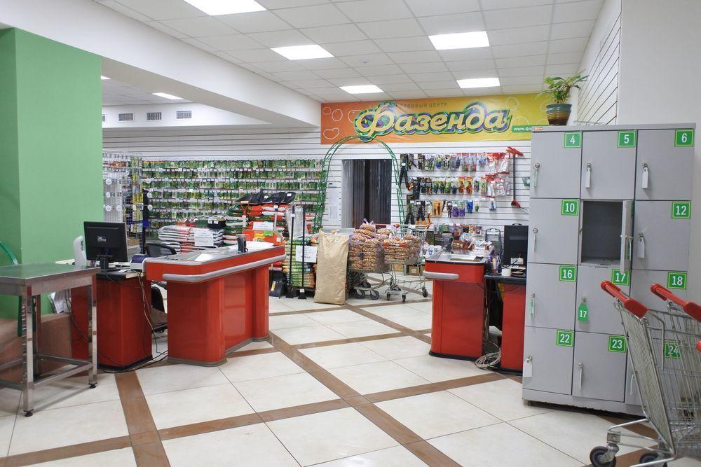 Поставка торгового оборудования для магазина «Фазенда»