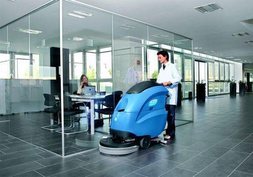 Поломоечные машины: характеристики, область применения и преимущества
