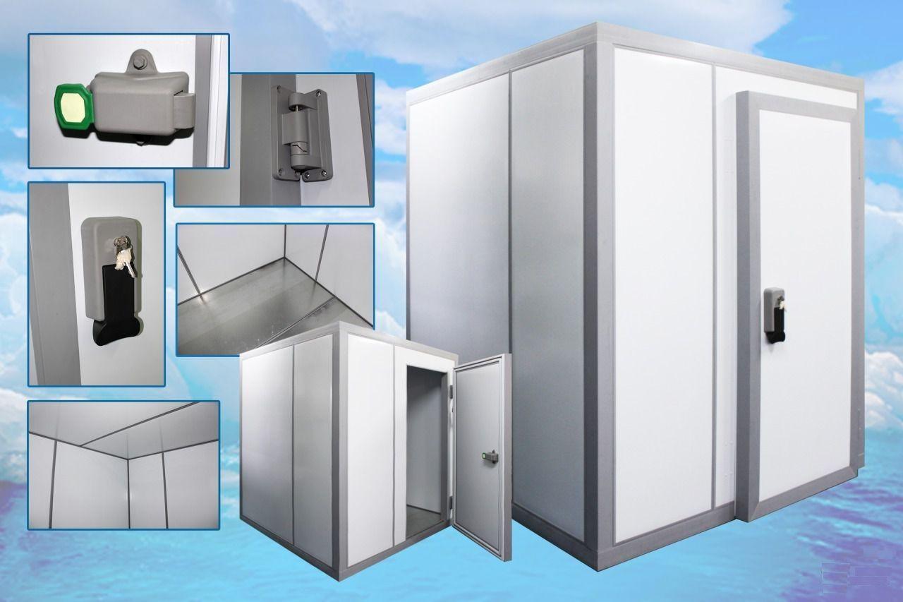 Камеры холодильные: производители, область применения, характеристики и преимущества