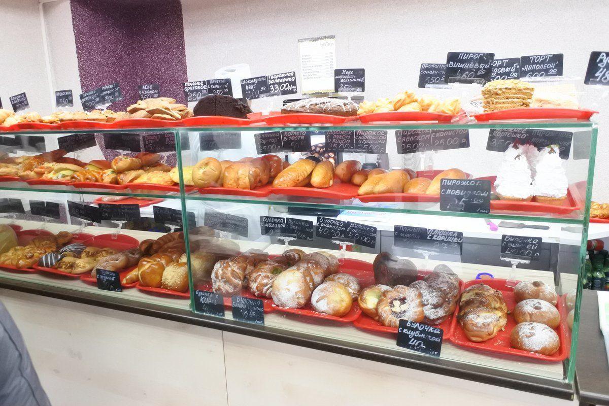 Поставка оборудования для пекарен Липецкой и Тамбовской областей