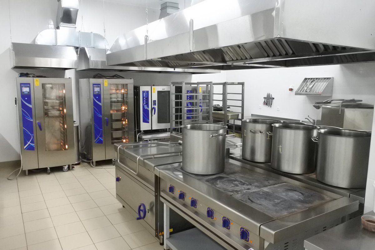 Проект «под ключ» для пищевого комбината ООО «Корс»