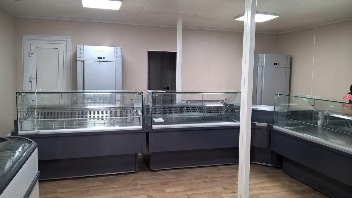 Поставка торгового и холодильного оборудования для магазинов ООО ГК «ЭКОПТИЦА»