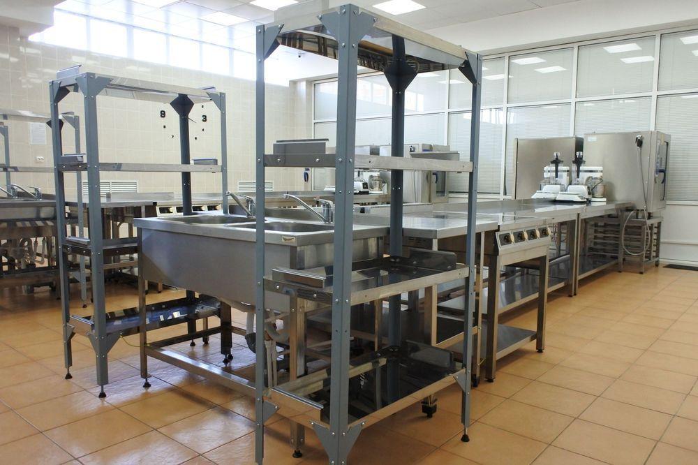 Оборудование для лаборатории в Липецкий техникум общественного питания