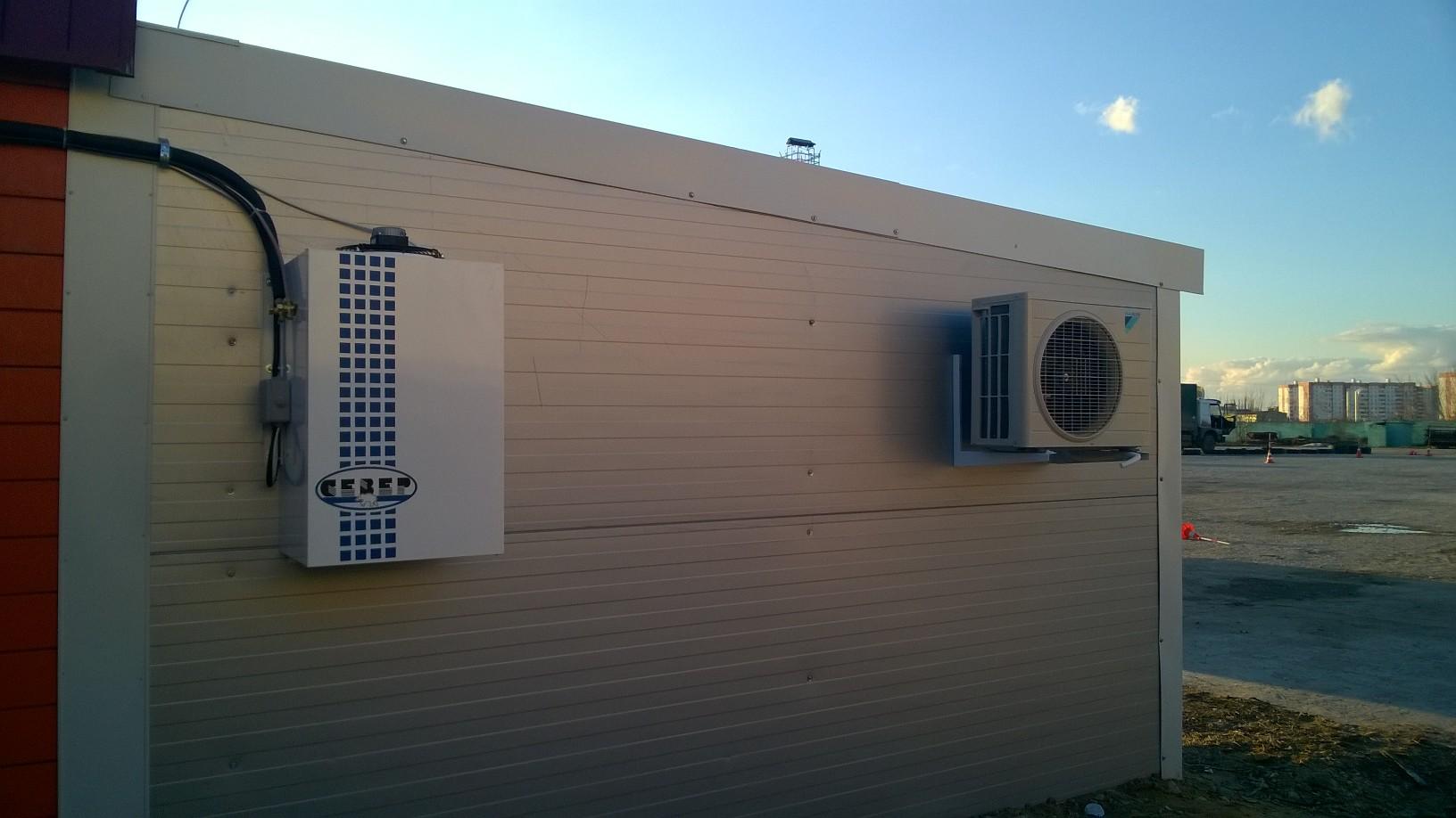 Холодильные и морозильные агрегаты: сфера применения и виды, конструктивные особенности, правила выбора, производители и где купить в Липецке