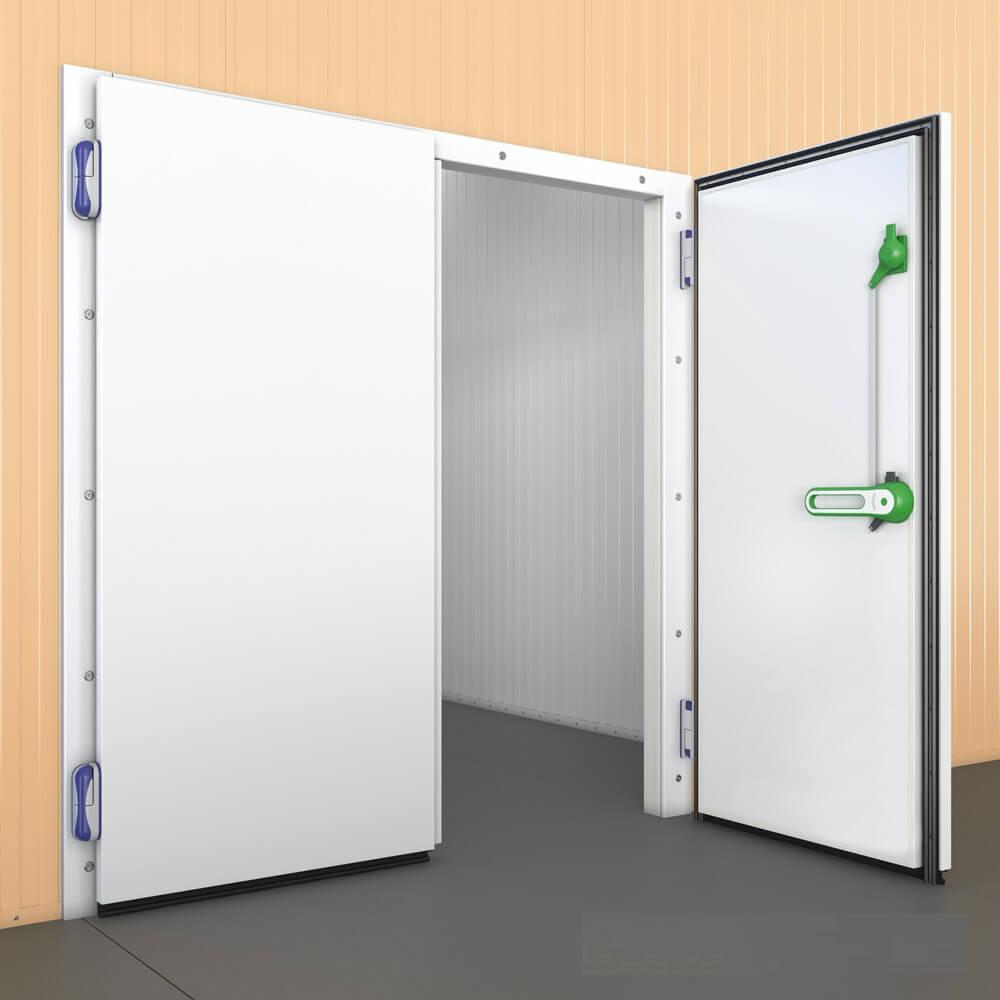 Холодильные и морозильные двери: виды и преимущества, конструктивные особенности, производители и где купить в Липецке