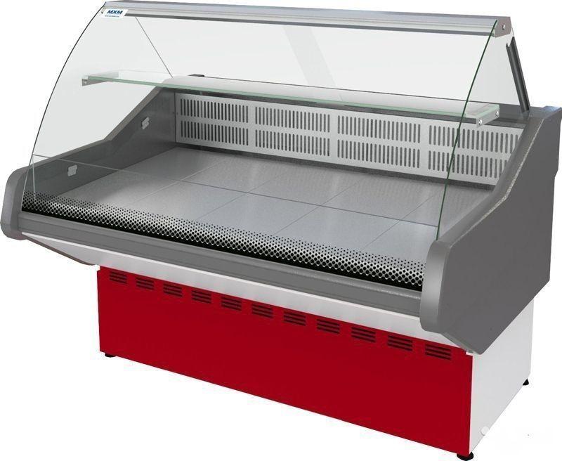 Витрина холодильная МХМ Илеть ВХС-1,8 new фото, купить в Липецке | Uliss Trade