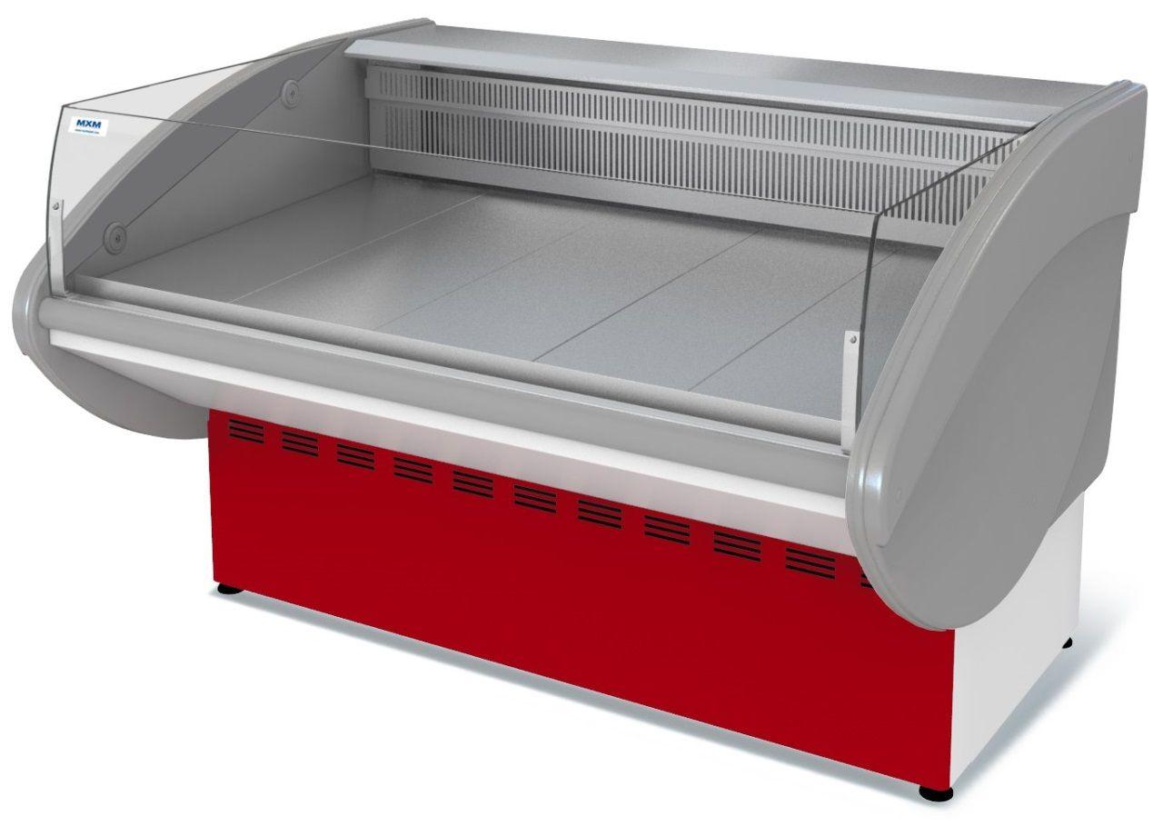 Витрина холодильная МХМ Илеть ВХСо-1,5 фото, купить в Липецке | Uliss Trade