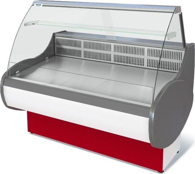 Витрина холодильная МХМ Таир ВХС-1,8 фото, купить в Липецке | Uliss Trade